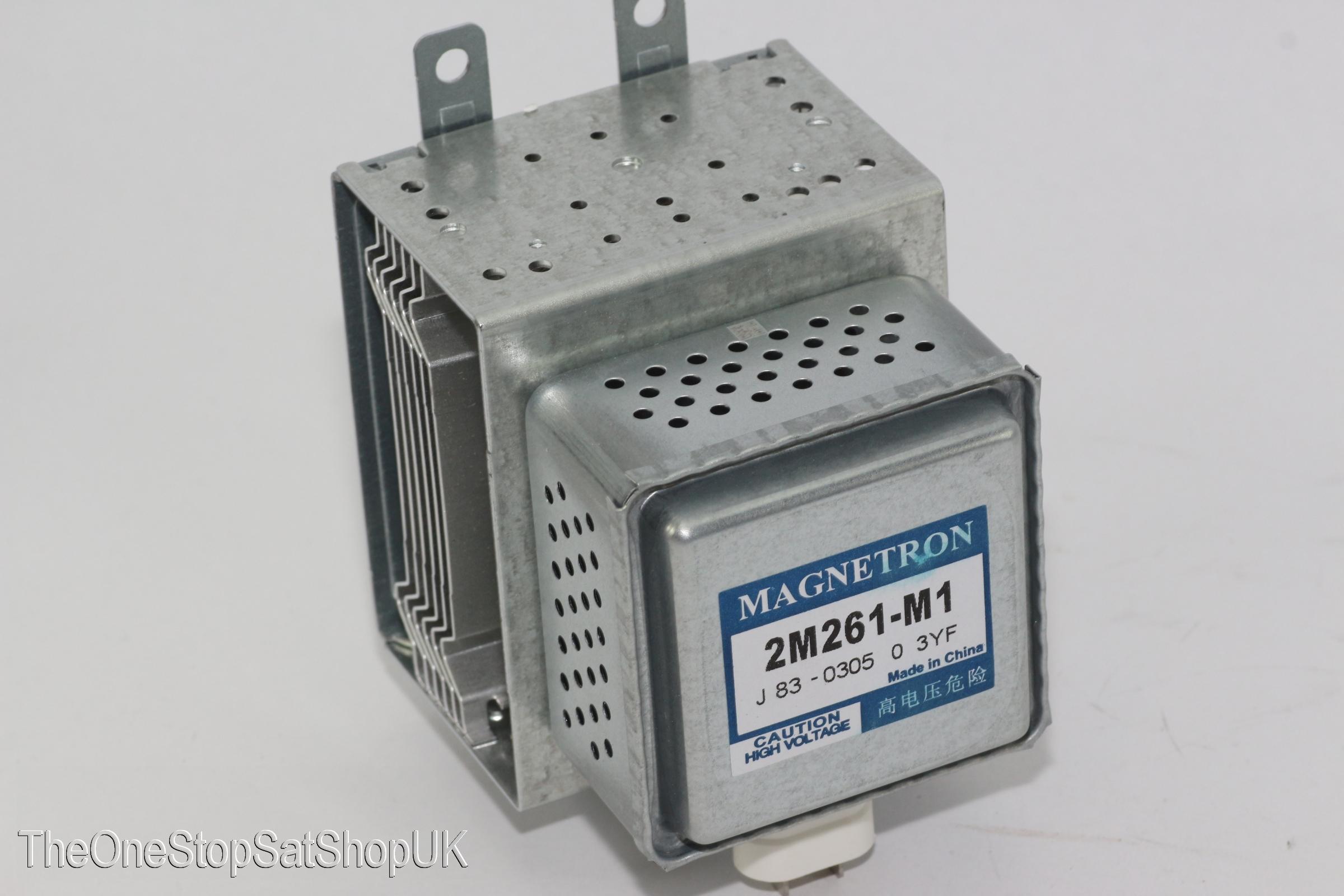 Magnetron PANASONIC Typ 2M210M1 für Mikrowelle | gastrotiger